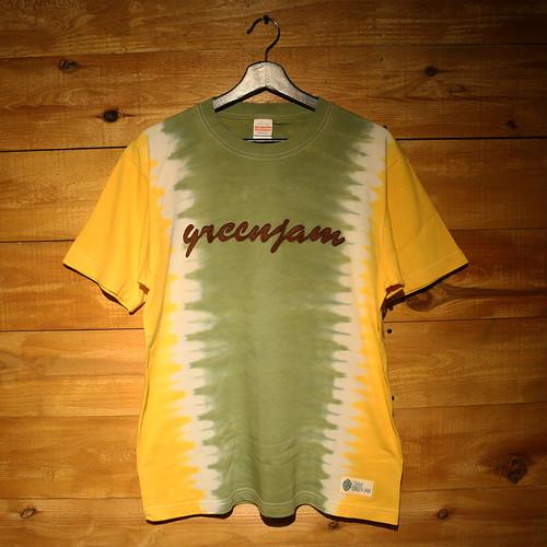 ITAMI GREENJAM2017 オフィシャルサポートTシャツ