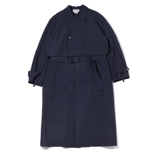 YOKE DETACHABLE COAT(NAVY)