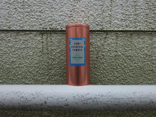 HEMP CHARCOAL POWDER ~made by Japanese~