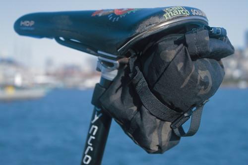 Rolltop Saddlebag/ロールトップサドルバッグ