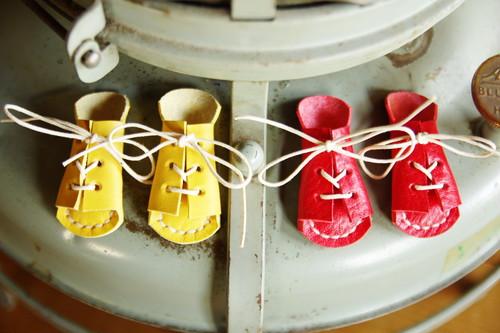 アラジンの革靴(限定色)
