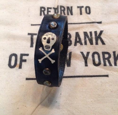 KENTRICH&SONS Poorman skull bracelet D