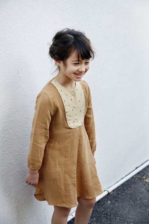 Heart  Blouse Long Kids - SFC&Rindo / Eatable Home