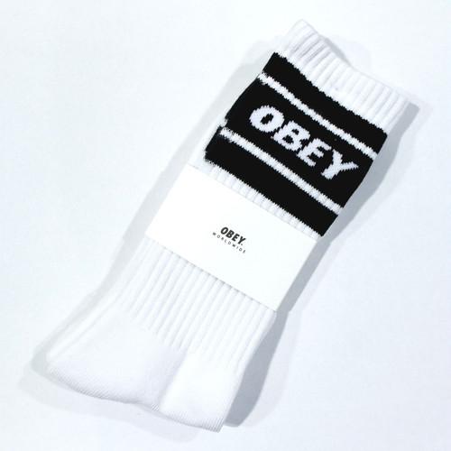 【OBEY】COOPER II SOCKS (BLACK)