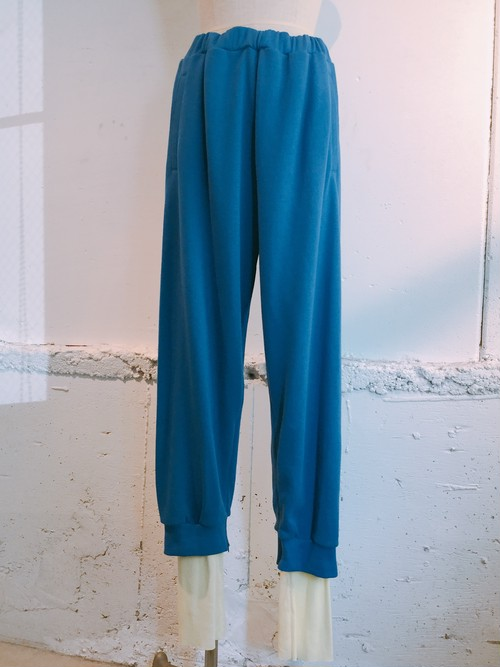 NEONGSIGN Sandwich Sweat Pants (BLUE)