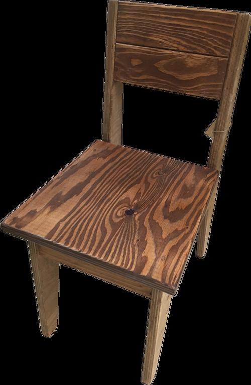 Original Wooden Chair BROWN