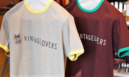 VINTAGELOVERS Logo T-shirt