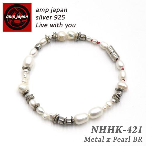 amp japan/アンプジャパン Metal x Pearl NHHK-421