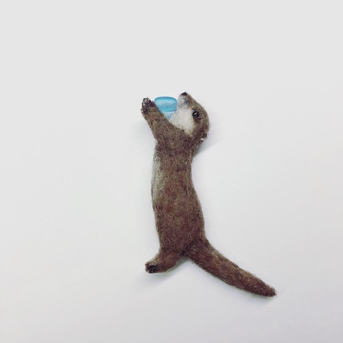 Playing otter 2