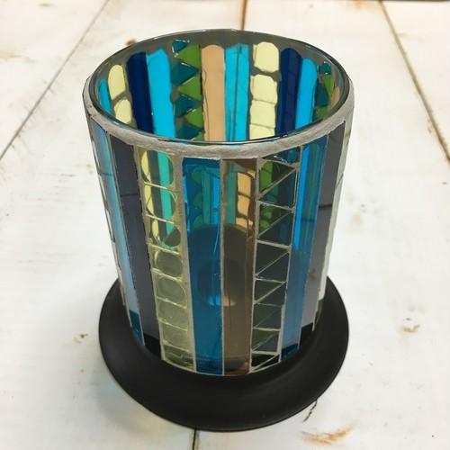 モザイクシリンダーランプ(20W)