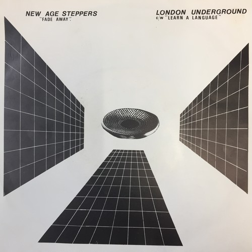 New Age Steppers / London Underground ‎– Fade Away / Learn A Language