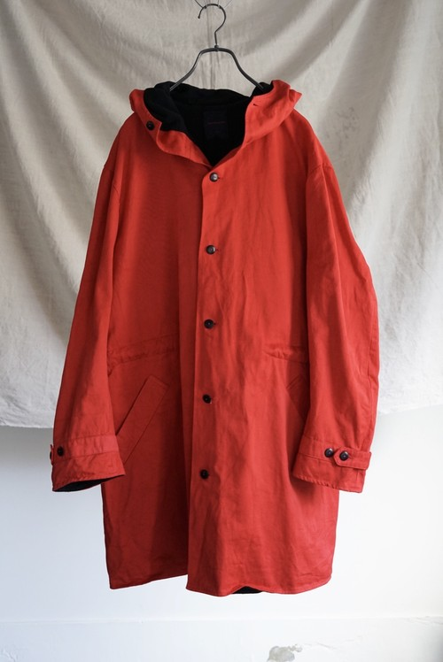 Chez VIDALENC - Parka Lined Heavy Satin Cotton