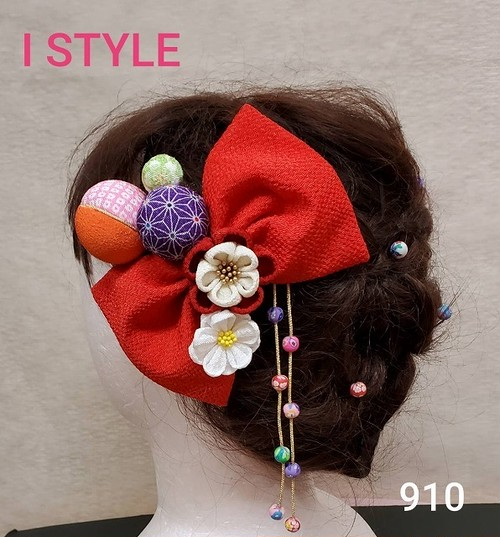 髪飾りNO.910
