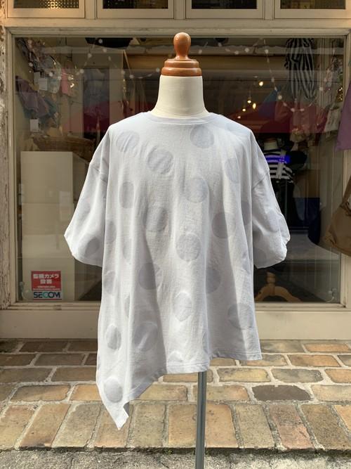KIDS:FITH【フィス】強燃ドットデザインTシャツ(グレー/130,140cm)