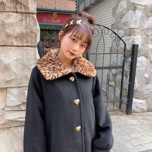 Heart jewel coat ❤︎