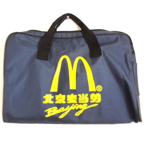 【海外土産】マクドナルドバッグ(中国)
