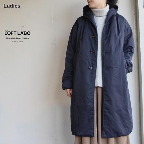 THE LOFTLABO 【18-19秋冬】フードロングダウンコート WIIS TL15FJK04 (NAVY)