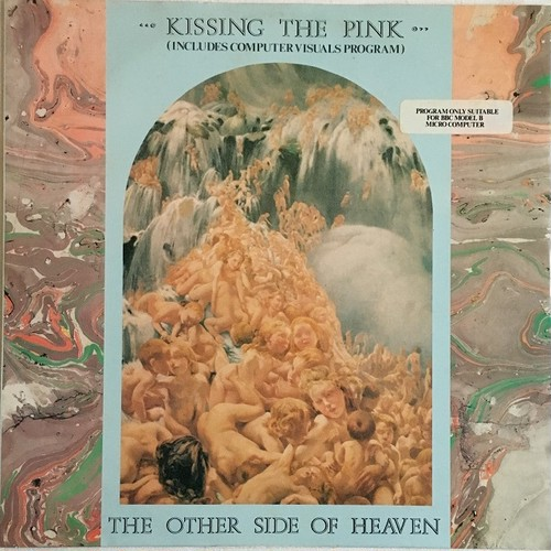 【12inch・英盤】Kissing The Pink / The Other Side Of Heaven