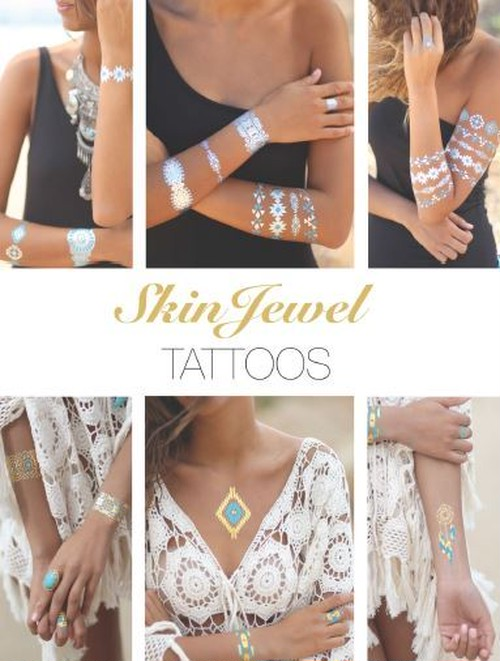 Skin jewel TATTOOS Arizona タトゥシール