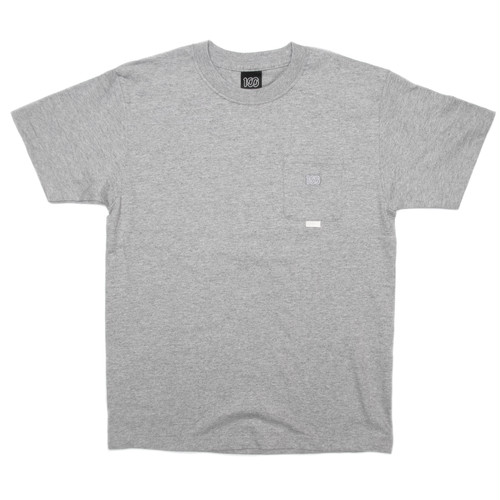 100A HEAVYWEIGHT S/S TOP WITH POCKET