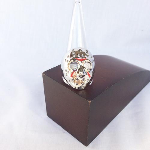 ジェイソン 指輪 リング ヒップホップ シルバー SILVER 銀 HIPHOP 1465
