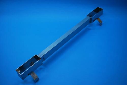 ジムニーJIMNYクロカン角ステンレスリヤバンパーNo07S&リア小型テールランプセット小型テールランプ仕様リヤバンパー&小型テールランプセットです【SJ30・JA71・JA11】