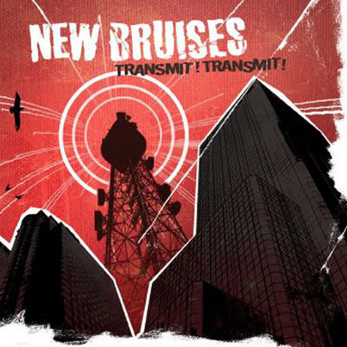 new bruises / transmit! transmit! cd