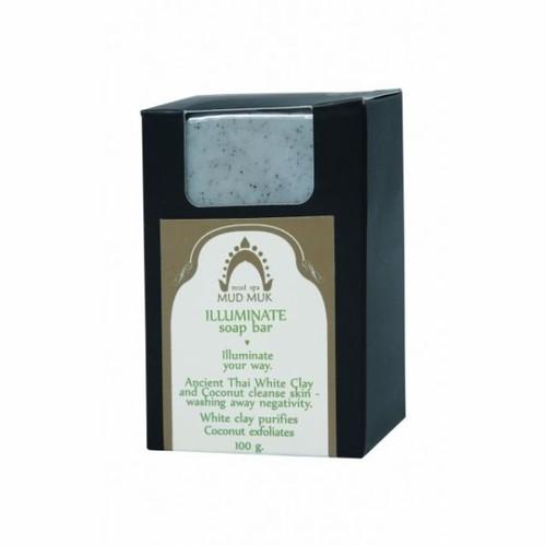 マッドムック イルミネイト石鹸 / Mud Muk ILLUMINATE soap bar 100g