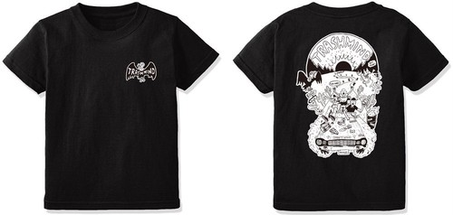 「Bumpy road」 T-shirt 【Online store限定】