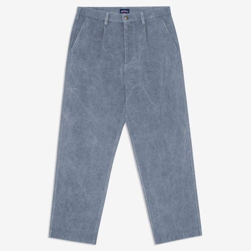 Recycled Canvas Work Pant(Navy)