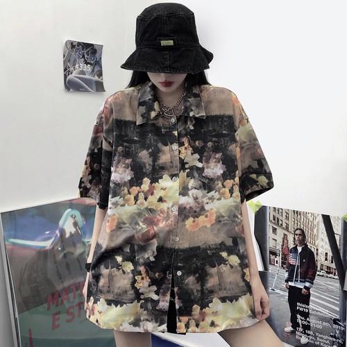 フォトプリントシャツ RD6468