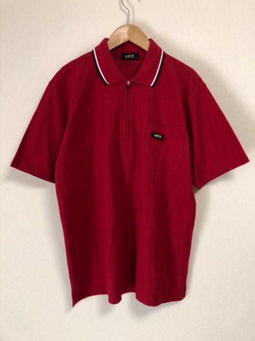 2000's elf lubricant polo shirt