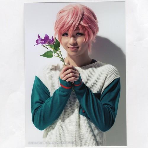 向坂椋/野口準 ランダムブロマイド MANKAI STAGE『A3!(エースリー)』~SPRING&SUMMER 2018~