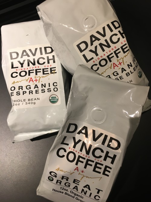 【regular】david lynch coffee