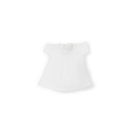 WHITE LINEN SHIRT|ぬいぐるみと人形の服