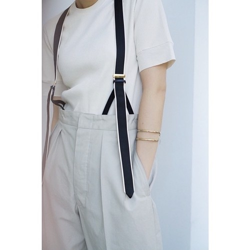pelleq / suspender (black)