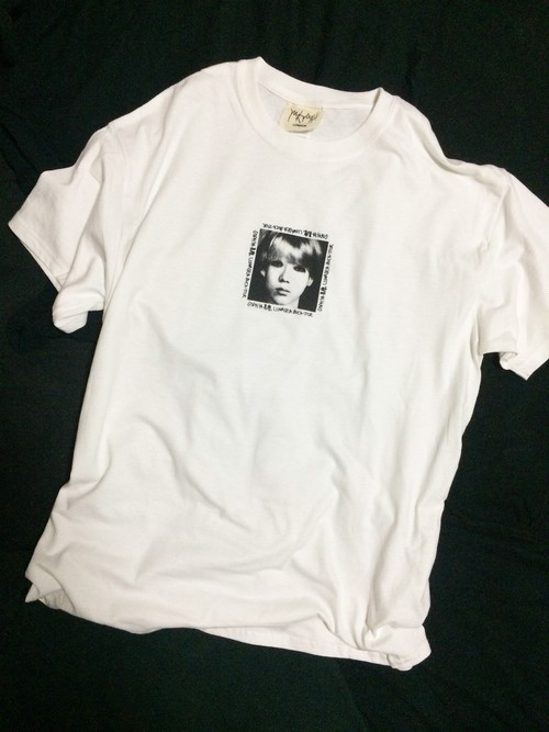 "yuukyouhi LONDON ""17才 TEE"""