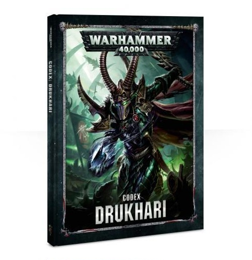 CODEX: DRUKHARI 英語版