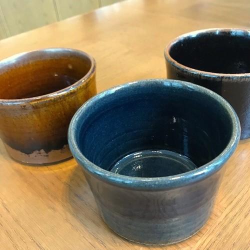 Rinオリジナル おかず碗 出西窯 (在庫限りセール品)
