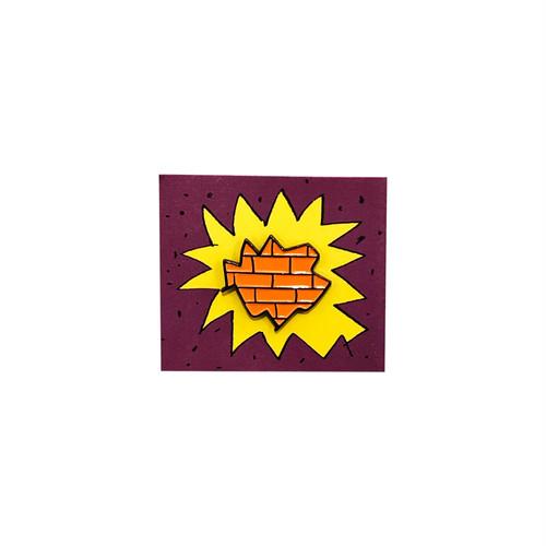 MOONRISE CRACK WALL PINS
