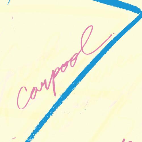 """carpool 1st maxi single  """"7""""(2013)"""