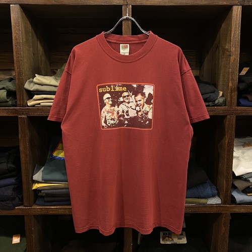 00s Sublime Tシャツ Skunk Records