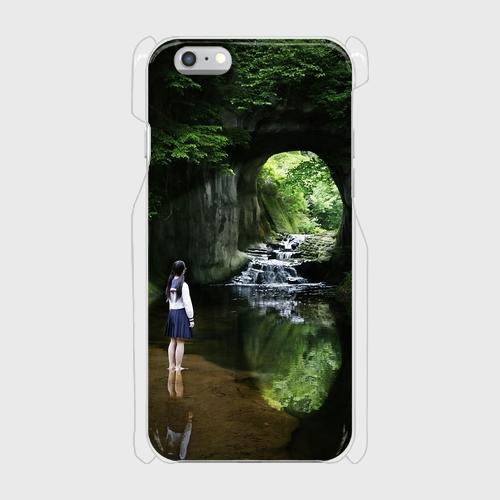 iPhoneケース6plus用[夏の日の冒険]