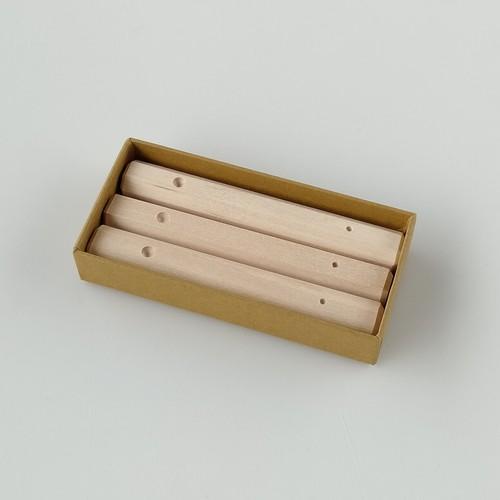 しらかばの木のエンピツホルダー〈3本セット〉