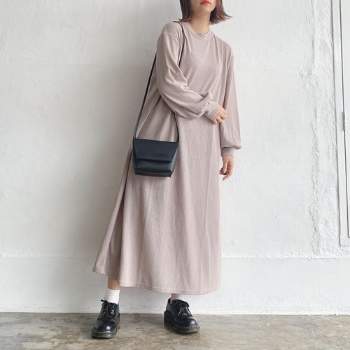 simple daily one-piece《O-11》