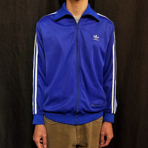 70's adidas  track jacket /Made In England [G-865]