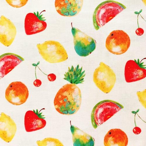 パイナップル&ジューシーフルーツ * 45×110cm
