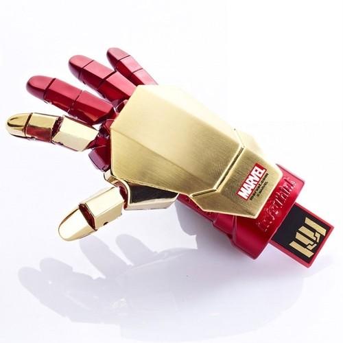 """InfoThink USBメモリ MARVEL アベンジャーズ USBフラッシュドライブ 16GB Hand """"RIGHT HAND"""" 右手 USB-100-IM3-RH-16GB"""