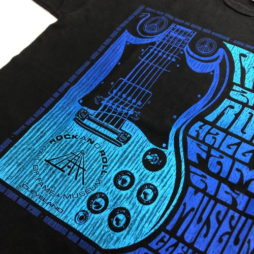 ROCK AND ROLL HALL OF FAME MUSEUM Tシャツ ロックンロールミュージアム