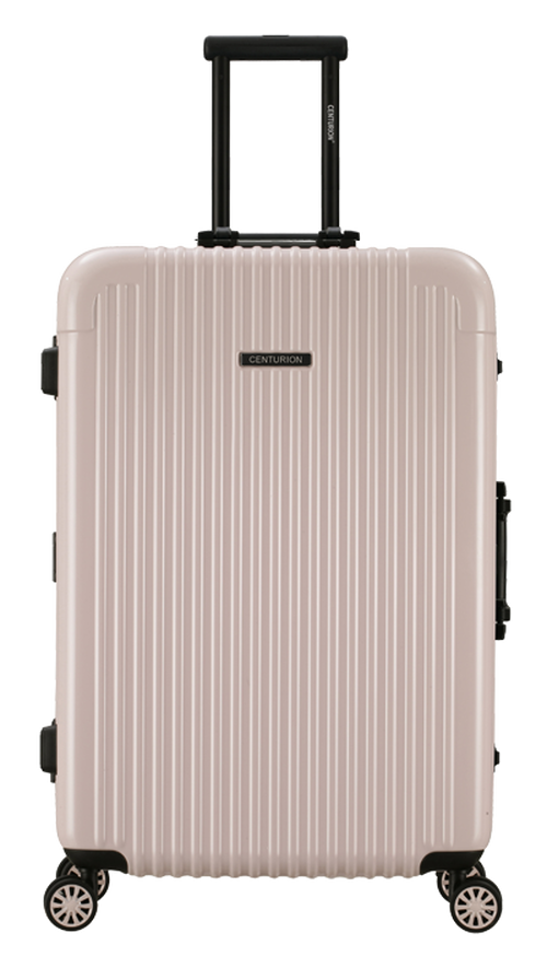 Lサイズ☆サンタローザsts・90リットル:超丈夫!最軽量アルミスーツケース